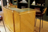 Bar cabinets, whether standalone or on wheels, making a case for fun