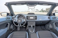 Driver's Seat: VW Beetle convertible big enough but balky