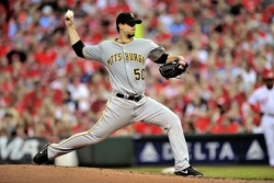 Morton pitches Pirates to 4-0 win over Reds